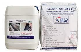 Chất chống thấm gốc xi măng Maxbond 1211 bộ 24kg